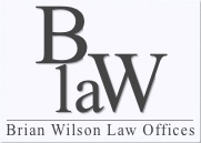 Brian Wilson Attorney at Law Home Page